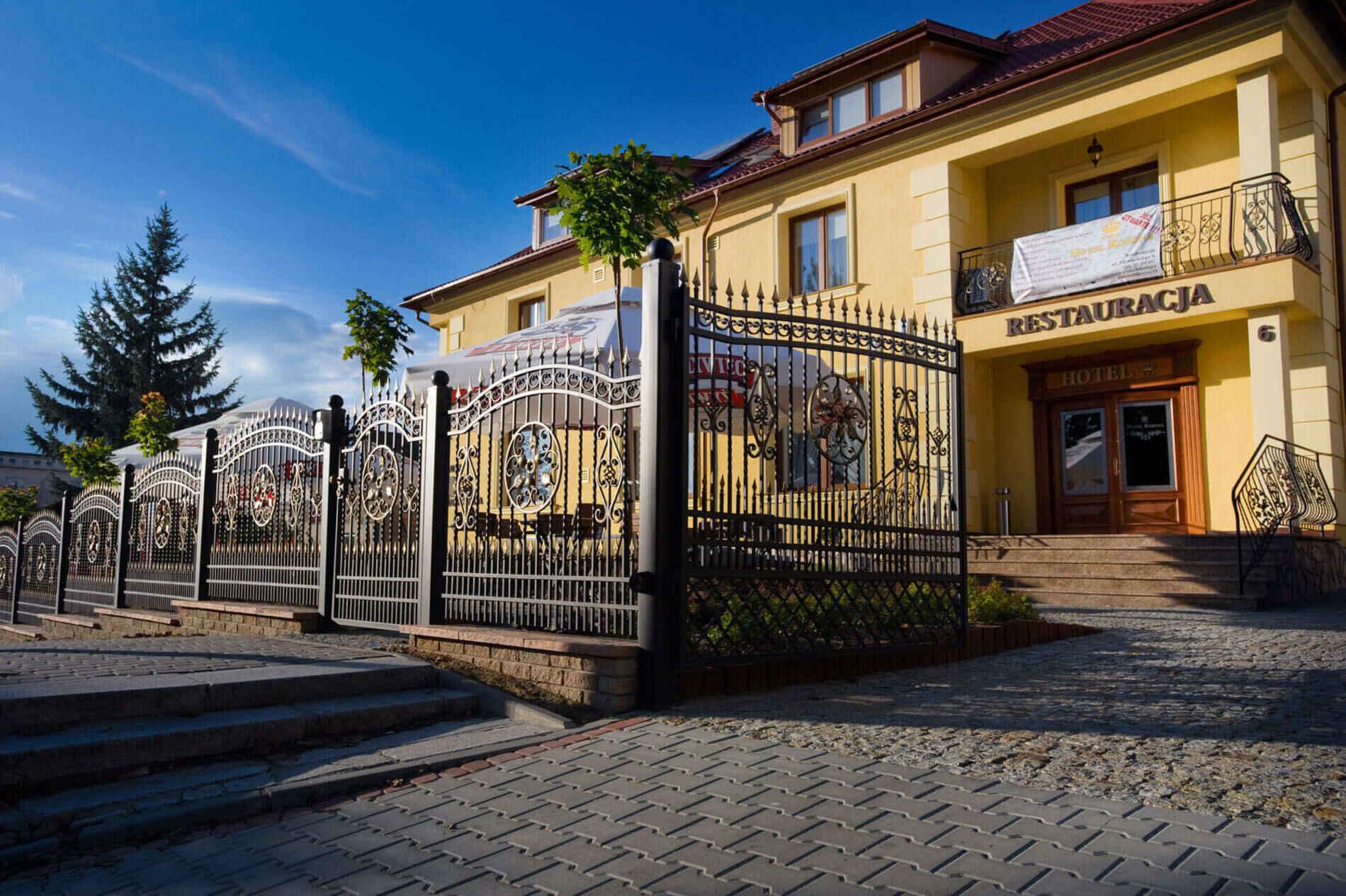 restauracja hotel korona w Sandomierzu