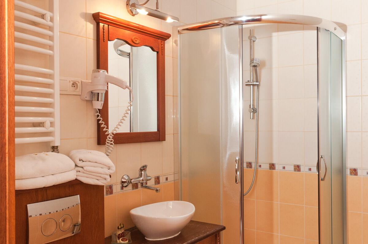 łazienka z prysznicem sandomierz