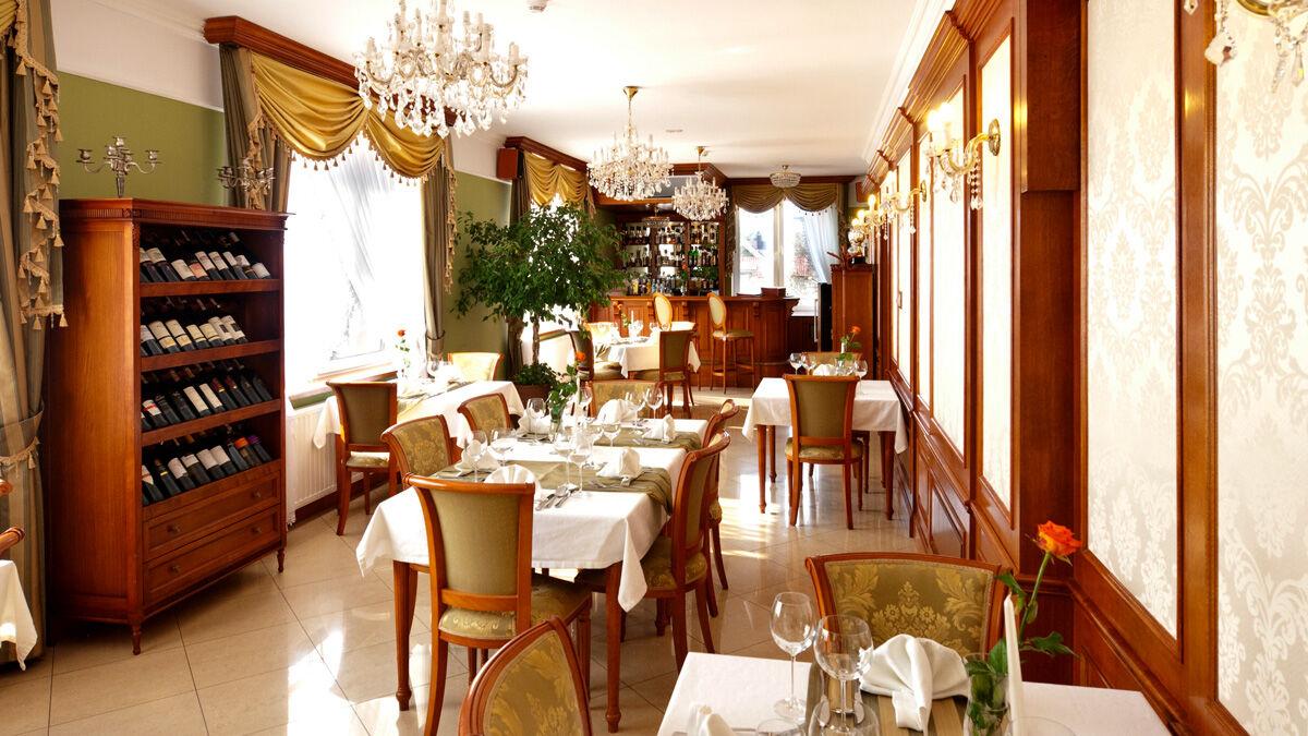 restauracja hotelu korona